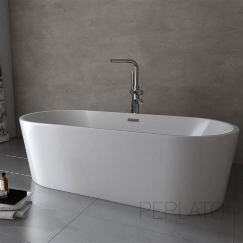 Big Soaker Tub by Pretty Practical Soaker Tubs By Perlato Abode
