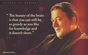These Witty Ste... Stephen Fry America Quotes