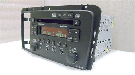 Volvo S60 Radio by 05 06 2007 2008 Volvo V70 S60 Radio 6 Cd Changer Hu 850 Ebay