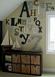 alphabet themed rooms for kids design dazzle With play letters for wall