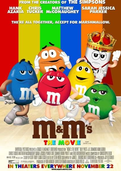 Red Fan Casting for M&M's: The Movie   myCast - Fan ...
