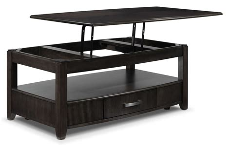 While you're browsing our trendy selection of lift top coffee tables, use our filter options to discover all the coffee tables colors, sizes, materials, styles, and more we have to offer. Joanna II Occasional Tables Lift-Top Cocktail Table | Ikea coffee table, Coffee table ...