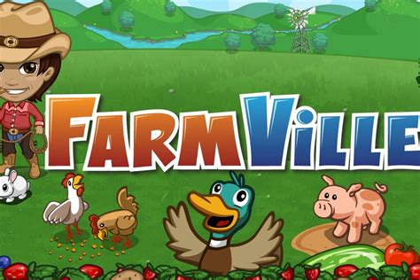 The Original Farmville On Facebook Is Shutting Down At The