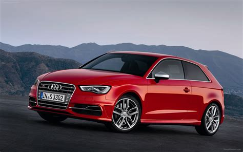 Audi S3 by Audi S3 2013 Widescreen Car Wallpaper 03 Of 58