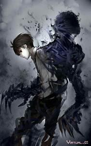 Anime Shadow Demon Girl | www.pixshark.com - Images ...