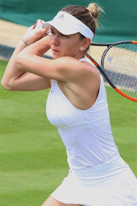 Simona Halep comes of age as she banishes ghosts of grand slams past | Simon Cambers | Sport | The Guardian