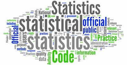 Statistics Official Fundamental Code Principle Statistical Adopting