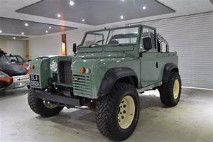 Land Rover Series Ii Defender  Spotted