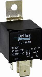 Change Over Changeover Relay For Redarc Dual Dc To Dc