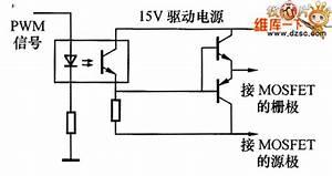 Buck Chopper Driving Circuit Diagram - Amplifier Circuit - Circuit Diagram