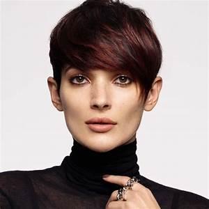 Coiffure Cheveux Court : suite des coiffures coupes courtes tendances automne ~ Melissatoandfro.com Idées de Décoration