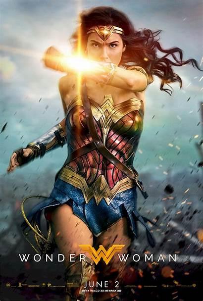 Wonder Woman Gets Dceu Right Poster Warner