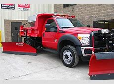 Snow Plows Products MDI Truck