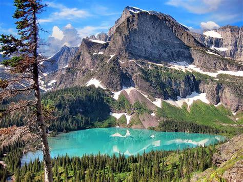 Glacier National Park, Montana, Canada - Traveldigg.com