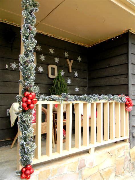 amazing front porch christmas decoration ideas