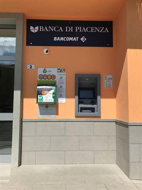 Www Banca Di Piacenza by Inaugurato Il Nuovo Bancomat Della Banca Di Piacenza A