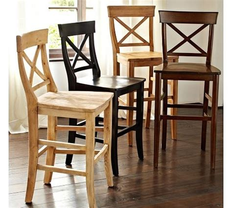 Pottery Barn Aaron Chair Espresso by Aaron Barstool Pottery Barn Furniture Ideas