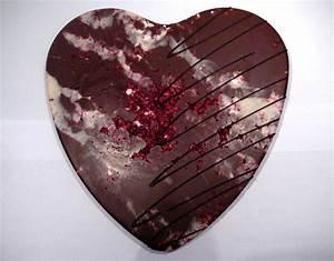 Chococo Raspberry Pavlova Milk Chocolate Heart