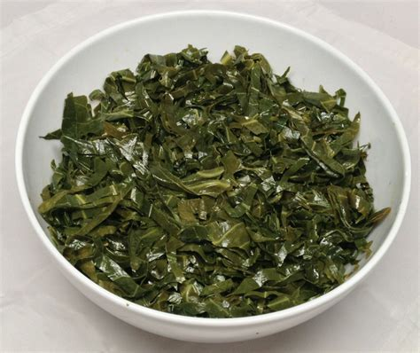cooking greens buttered slivered collard greens low carb gluten free preheat to 350