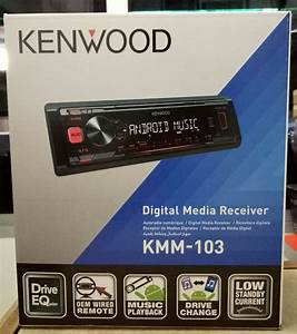 Jual Single Din Kenwood Kmm 103