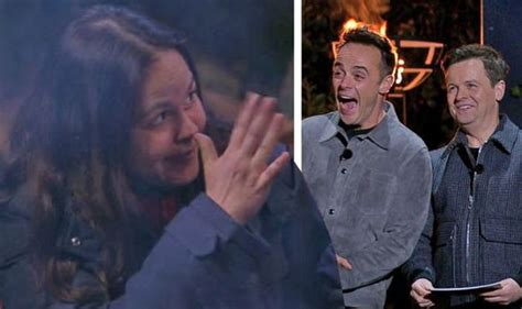 Giovanna Fletcher 'in trouble' with I'm A Celeb bosses as ...