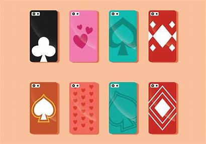 Phone Case Vector Clipart System