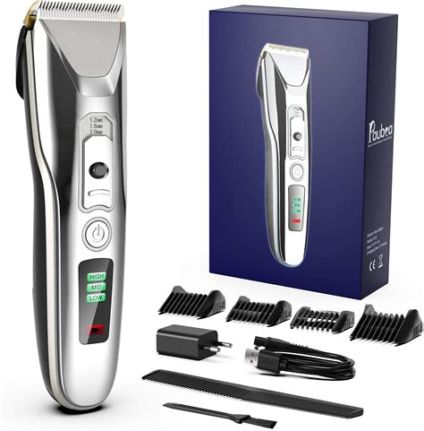 The official facebook page of the l.a. Paubea Cordless Hair Clippers for Men - Ceramic Blade Mens Hair Trimmer Beard Trimmer Hair ...