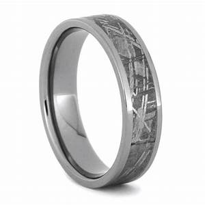 meteorite ring meteorite wedding band titanium by With wedding rings meteorite