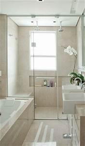 3 Qm Bad Einrichten : banheiros com banheiras 50 fotos e projetos maravilhosos ~ Markanthonyermac.com Haus und Dekorationen