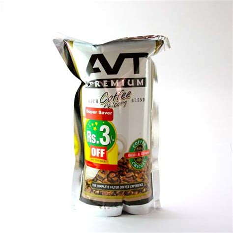 Online grocery shop Trivandrum at KADA.in Avt Premium Rich Coffee Chicory Blend 200G