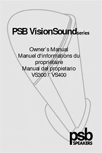 Vs300 Manuals
