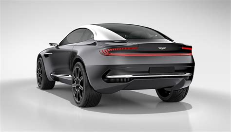 Electric Car Search by Electric Aston Martin Dbx In Search Of Quot White Space Quot