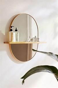 Runder Spiegel Groß : slide view 1 ivette runder spiegel mit ablage bath ~ Whattoseeinmadrid.com Haus und Dekorationen