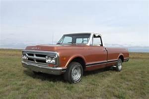 1970 Gmc 1500 Custom Pickup