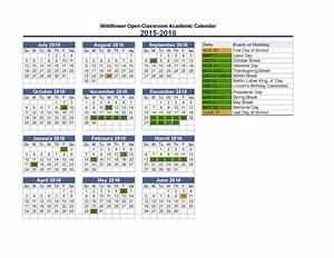 7 best images of gymnastics june 2015 calendar printable With academic calendar template 2015 16