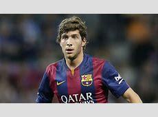 Barcelona Sergi Roberto faces spell on sidelines injury