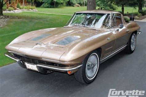1963 Chevrolet Corvette  Yenko Tuned Splitwindow