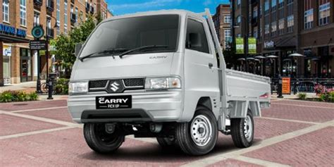 Daihatsu Gran Max Pu Picture by Suzuki Carry Price Reviews Specs Images 2017 Oto