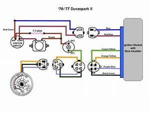 Wiring Diagram 4 Electronic Ignition