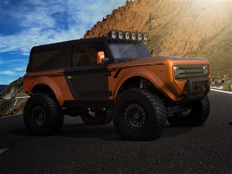 Ford Bronco 2020 by 2020 Ford Bronco Might Outbox The Toyota 4runner Drivers