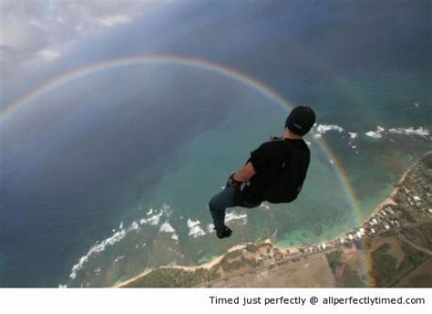 Jump Through The Rainbow  Skydiving Is Not Just A Thrill