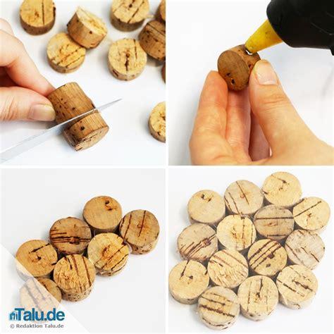Basteln Mit Korken  6 Bastelideen Für Weinkorken Talude