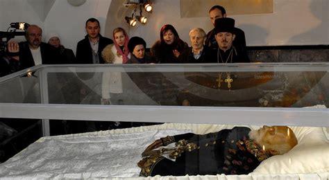 conserves pour leternite trois celebres momies russo