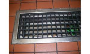 stainless steel and fiberglass floor grate sales and service