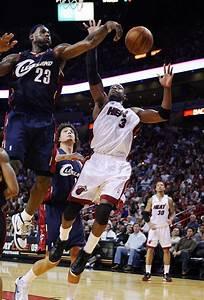 Video: Wade Pounds LeBron's Layup | SLAMonline