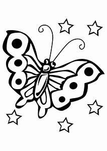 Dessin Facile Papillon : coloriage papillon 36 sur ~ Melissatoandfro.com Idées de Décoration