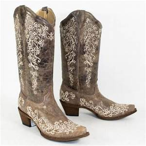 Size Chart Corral Flower Vintage Boots