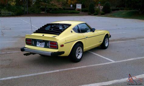 1978 Datsun 280z Value by Datsun 280z 1978