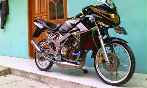 Modifikasi R by Kumpulan Modifikasi Kawasaki R 150 Terbaru 2015