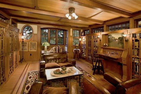 craftsman home interior design the best craftsman style home interior design